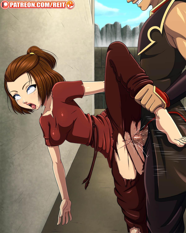 avatar: the last suki airbender Do you like horny bunnies?