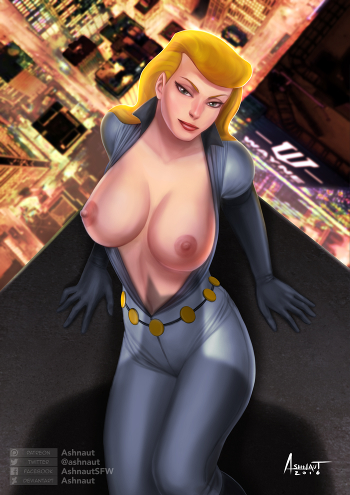 the series batman girl animated calendar Morticia rick and morty porn