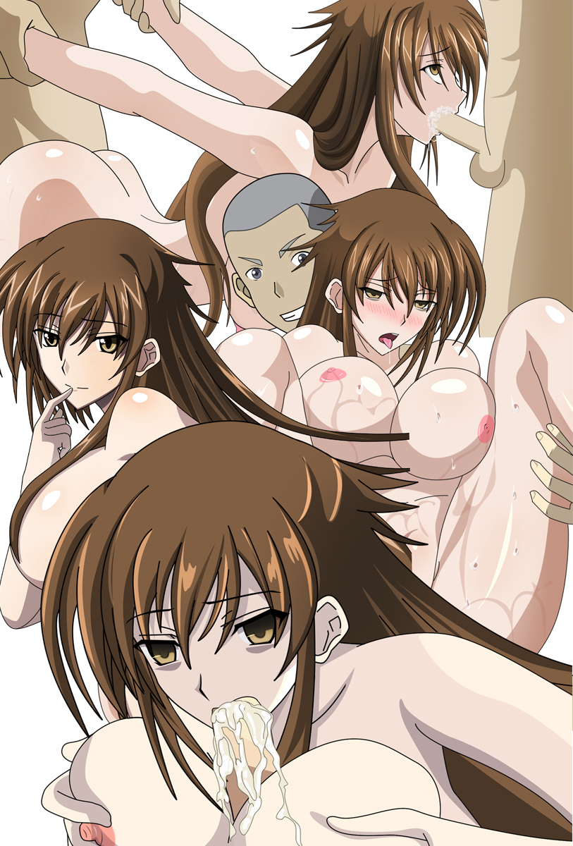 naked school dxd high girls Trent from total drama island