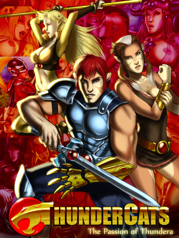 2011 lion-o thundercats World of warcraft cartoon porn