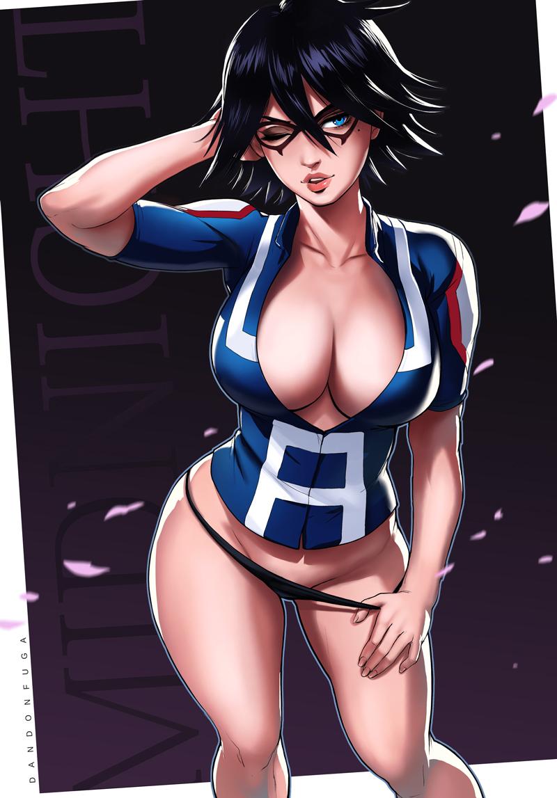hero academia quirk midnight my Kono bijutsubu ni wa mondai ga aru!