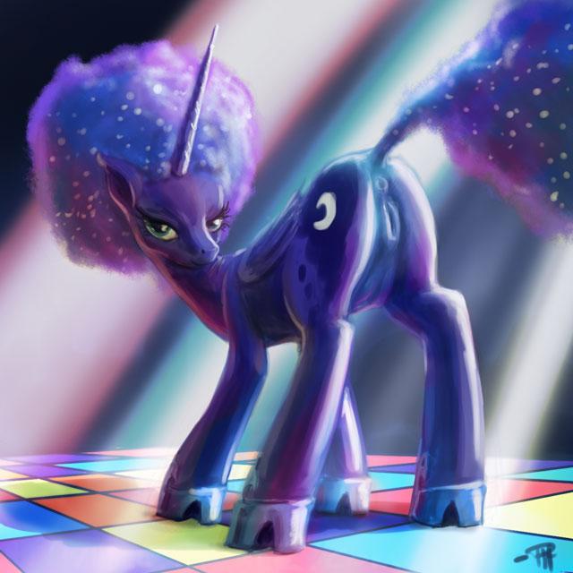 from pony little of luna my pictures Tenioha! onna no ko datte honto ha ecchi da yo?