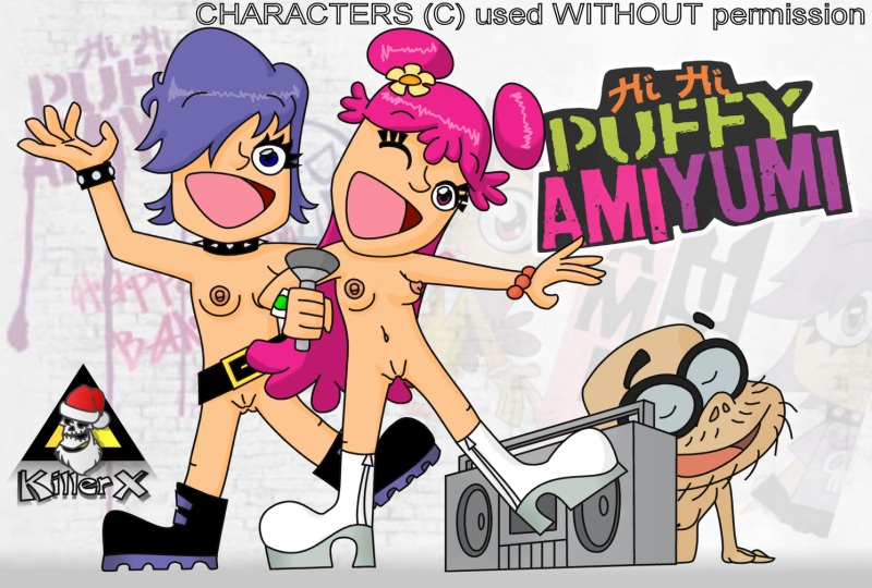 hi hi amiyumi puffy Last night star vs the forces of evil