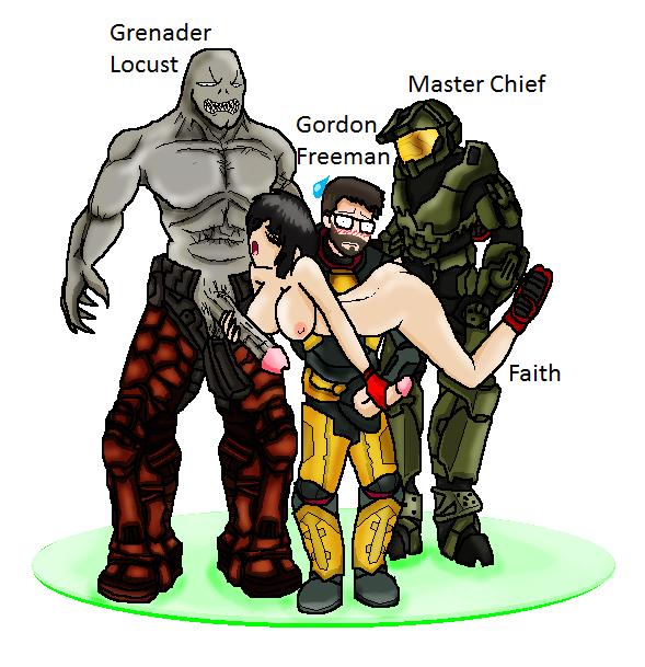 gears gif chainsaw of war Rainbow six siege hentai reddit