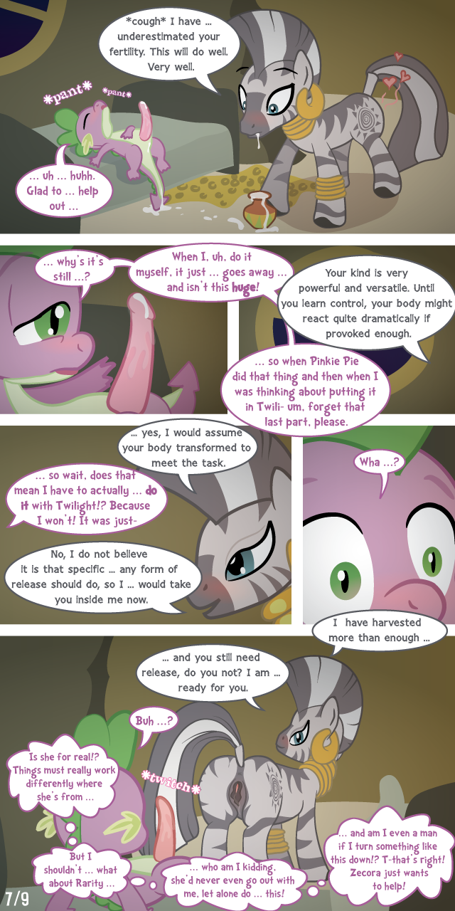 mlp and fanfiction spike rarity Highschool dxd rias and issei gif