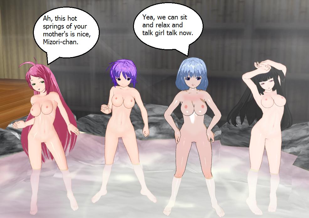 criminal only nude girls invite Myriad colors phantom world enigma