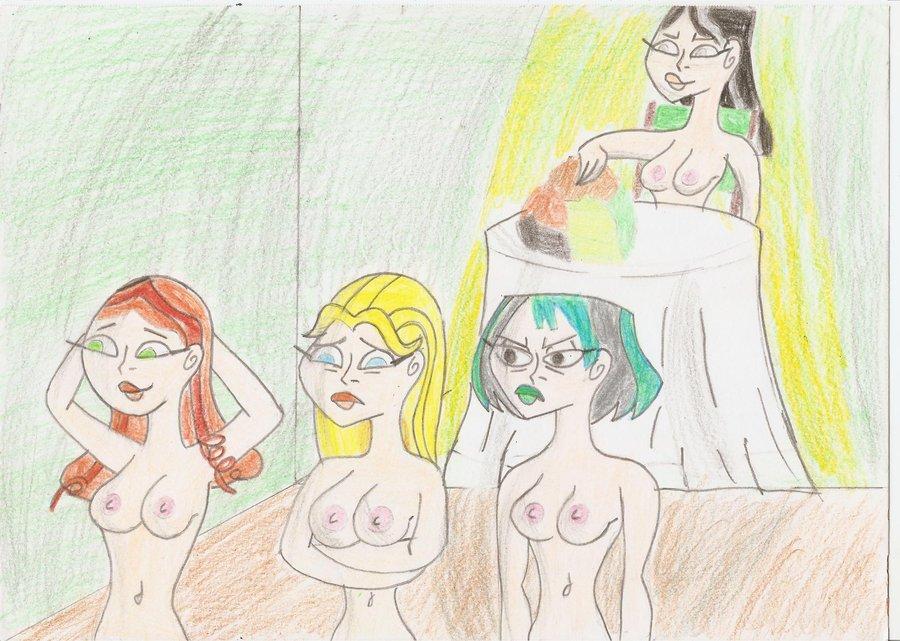 island total drama nude gwen My little pony princess ember