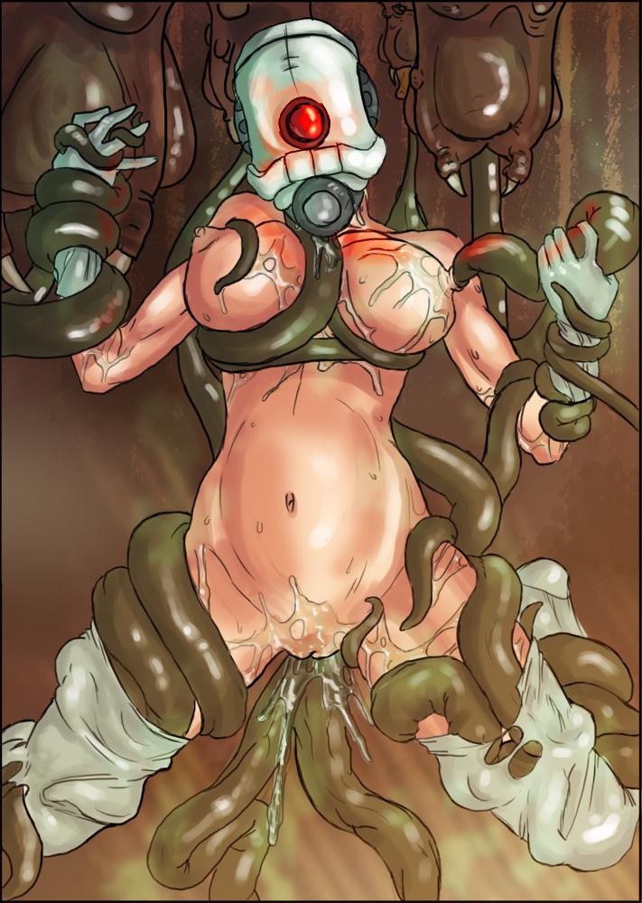 life female combine half 2 Resident evil revelations 2 rachel