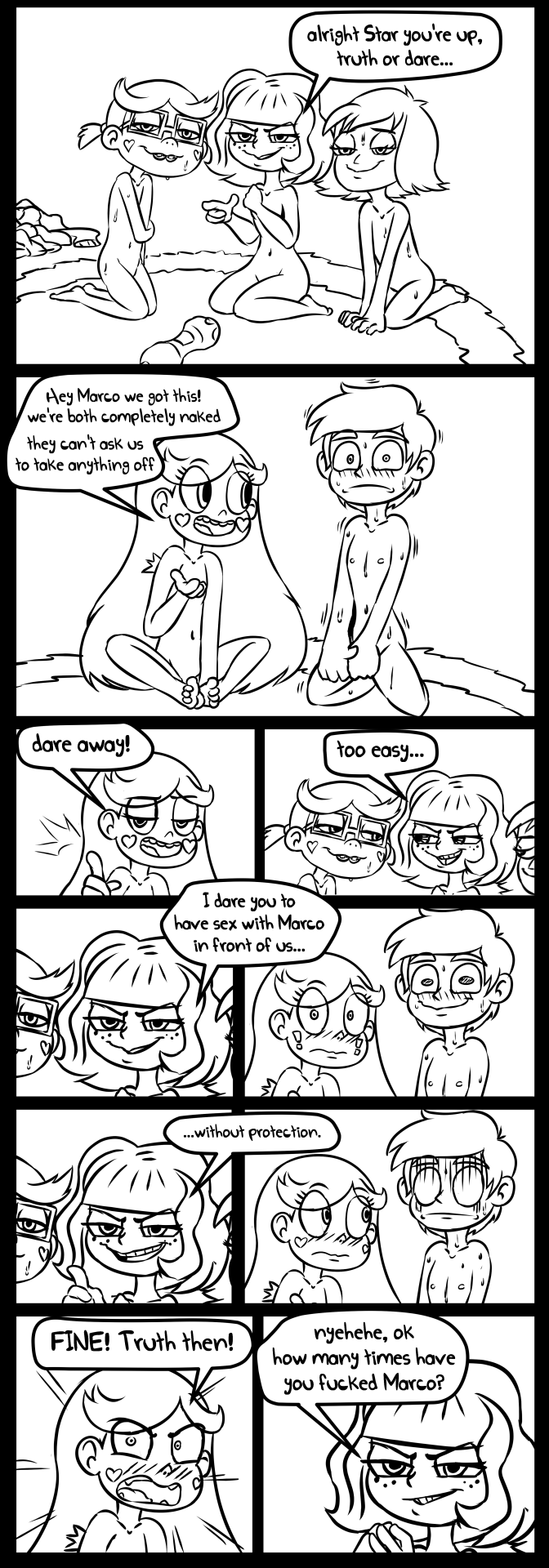 vs the star forces starco of evil comic Clifford the big red dog porn