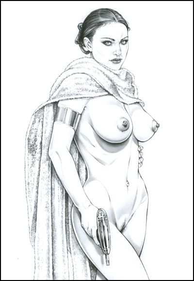 scarlett nude huerta by armando Neon genesis evangelion