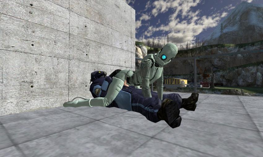 mod half life 2 beta Kill la kill ryuko boobs
