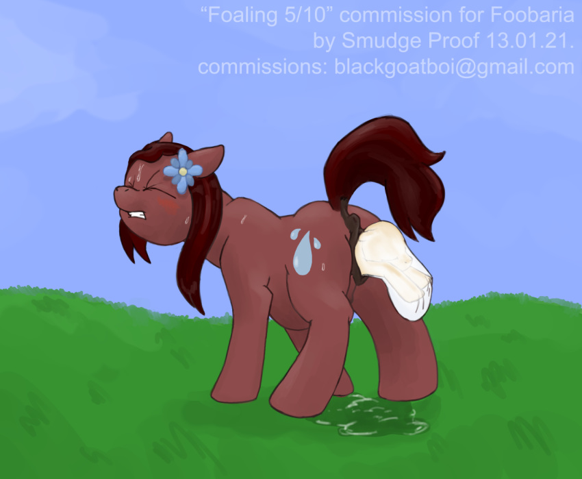 my birth little pony giving Blade and soul yura or zulia
