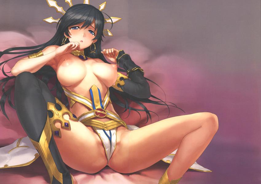 fate female grand order gilgamesh Shelob shadow of war model