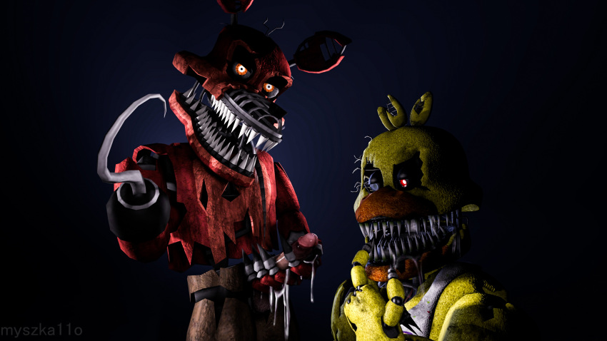 five nights at chica freddy's nude All dogs go to heaven 2 red