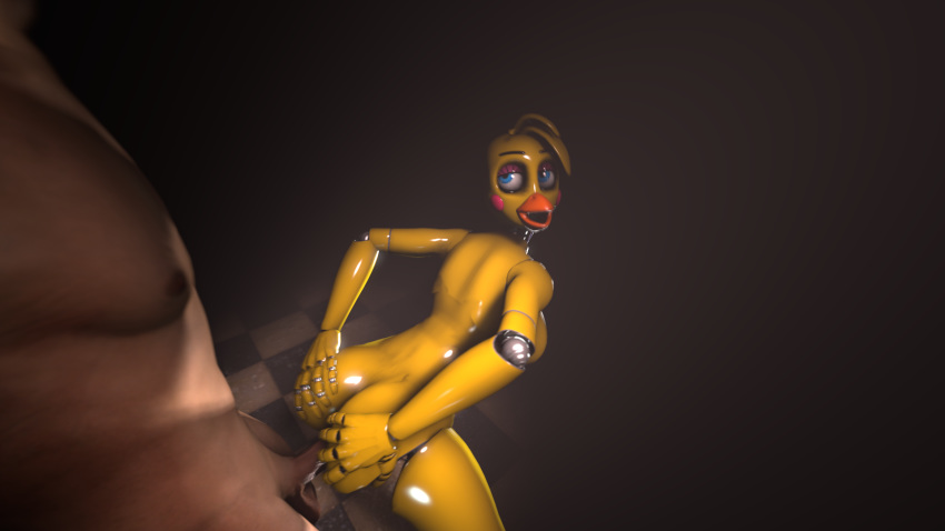 chica human toy as a Is the moon lord cthulhu