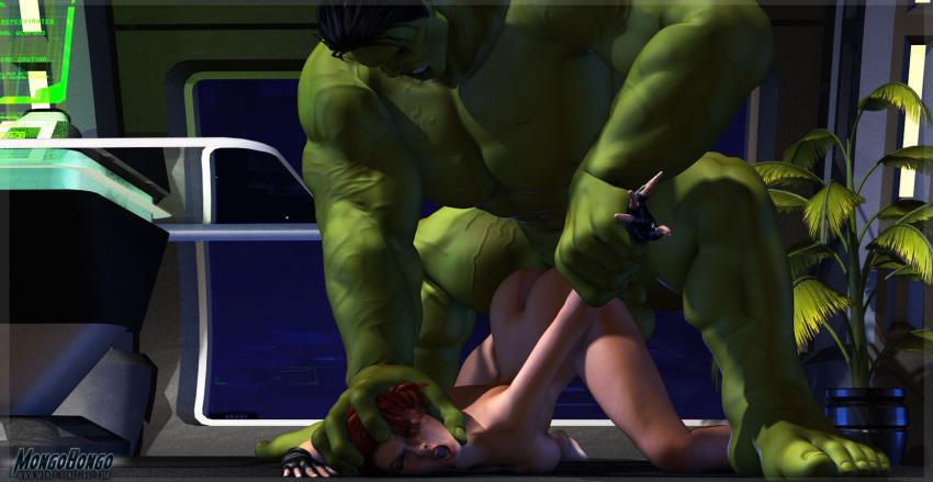 black fucked widow by hulk Boku no hero academia female deku
