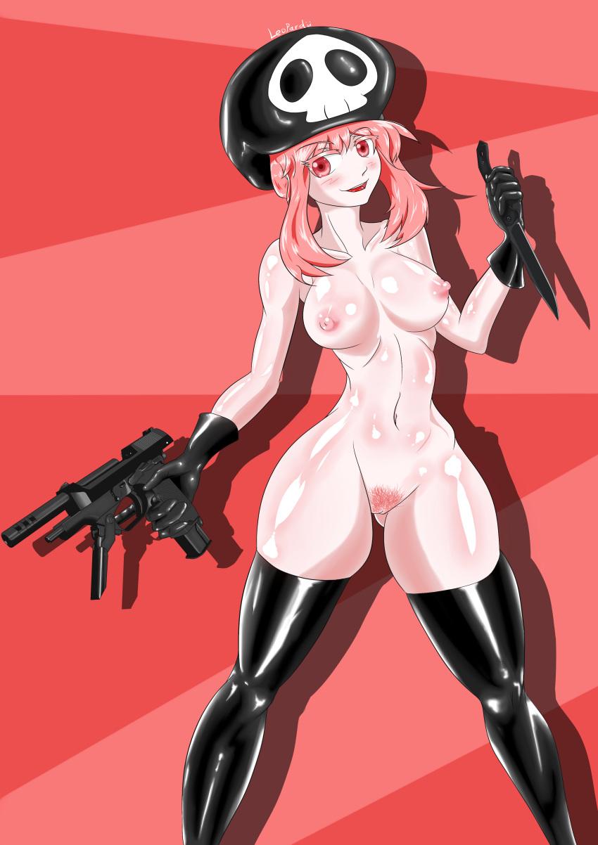 nudist kill beach kill la characters Gyakuten majo saiban chijo no majo ni sabakarechau the animation