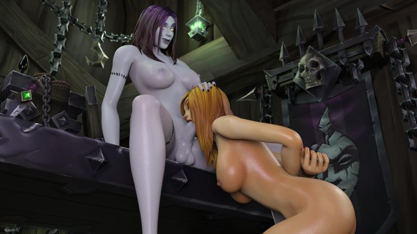 hentai of ysera world warcraft Mirror the lost shards uncensored