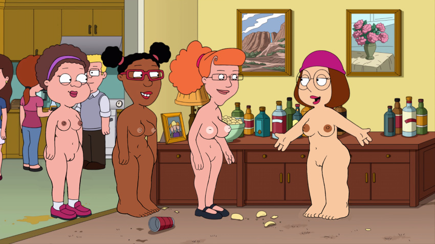 louis naked from family guy The amazing world of gumball penny naked