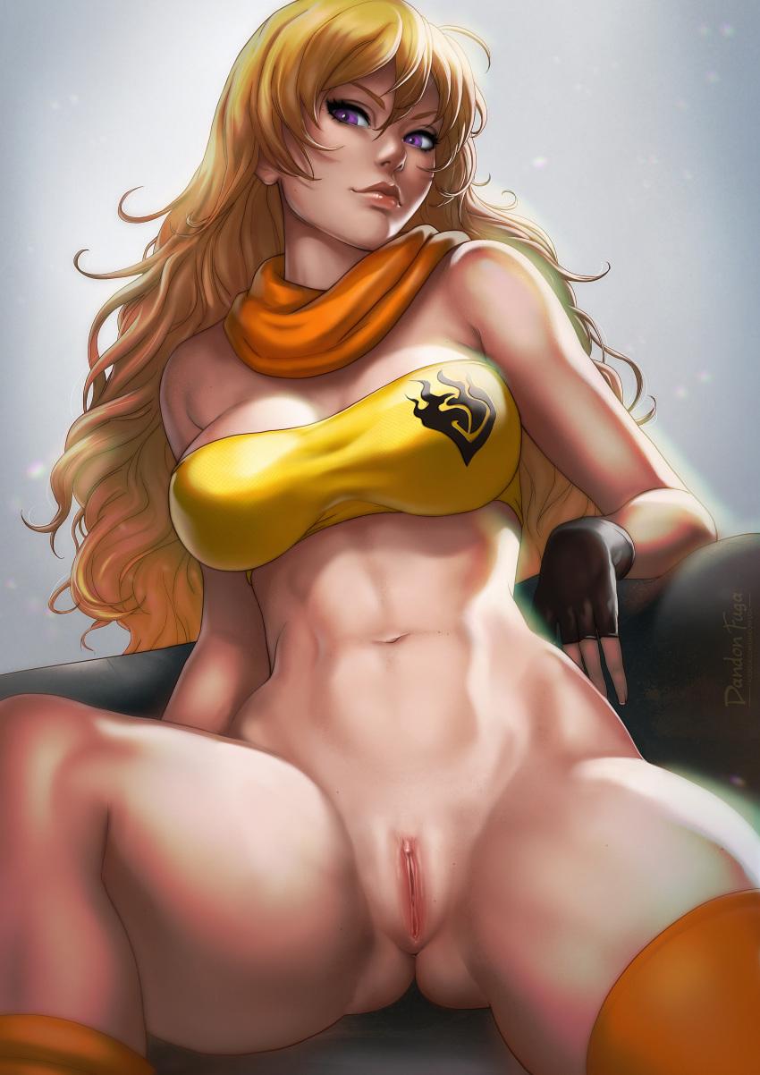 long rwby yang nude xiao Teen titans go cartoon sex