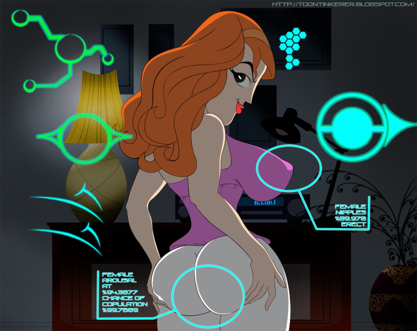 porn titan sym-bionic Rick and morty breast expansion
