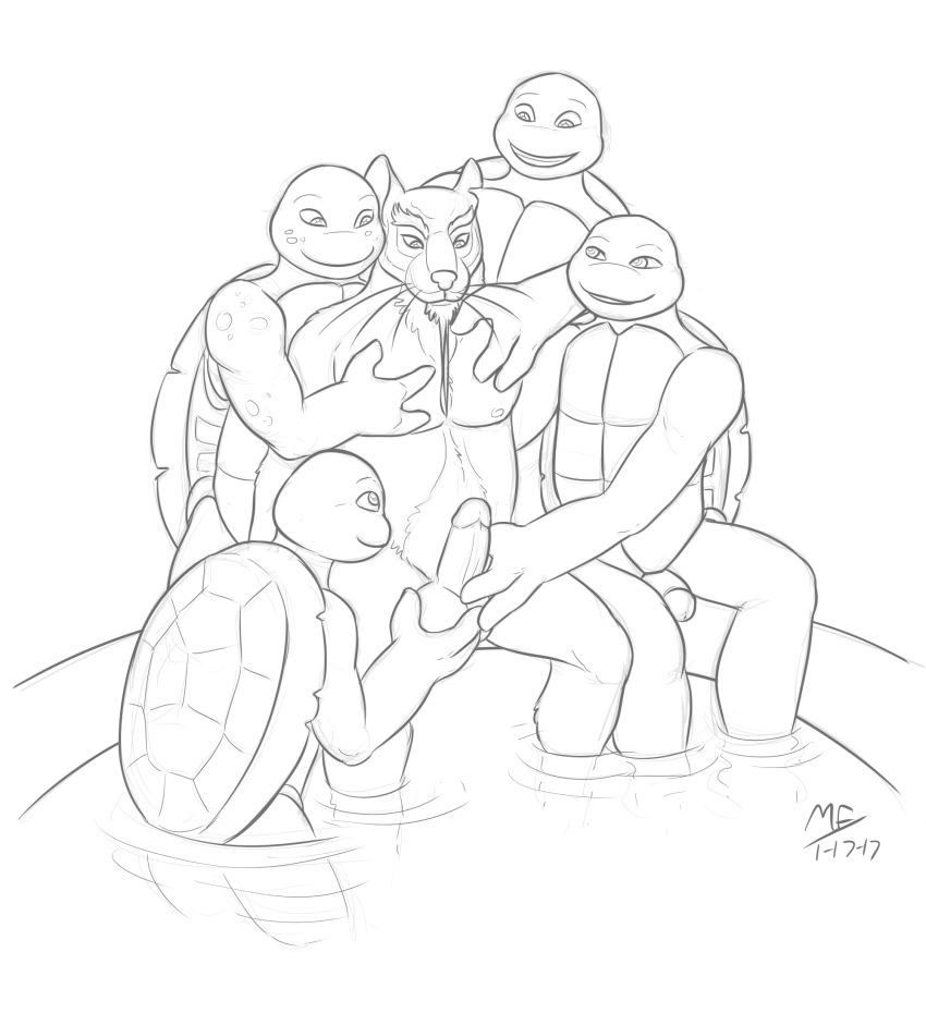teenage ninja rhino and pig mutant turtles How to get to resourceful rat
