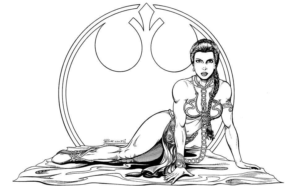 leia costume wardrobe malfunction slave princess Alice in wonderland e hentai