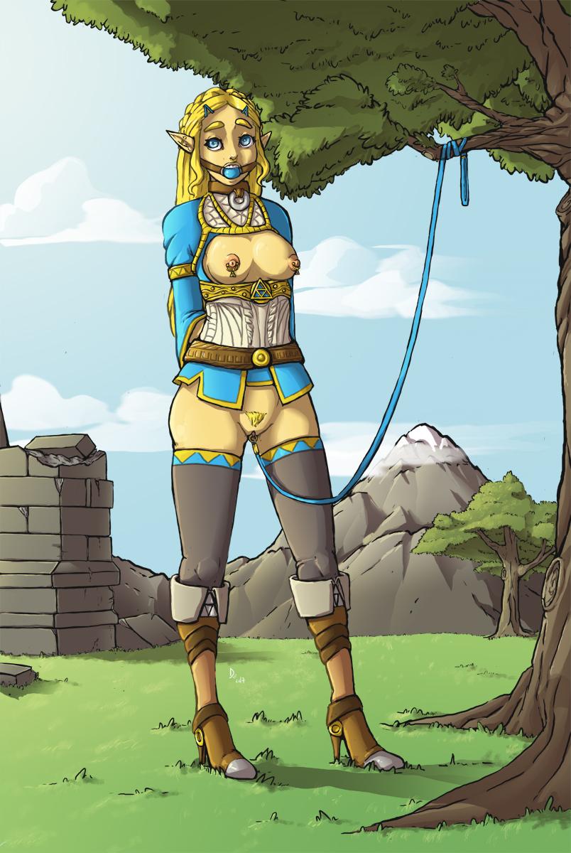 zelda of the legend of breath wild lynel Kore wa zombie desu ka uncensored