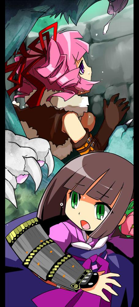 porn x comics hunter hunter Blade and soul yura or zulia