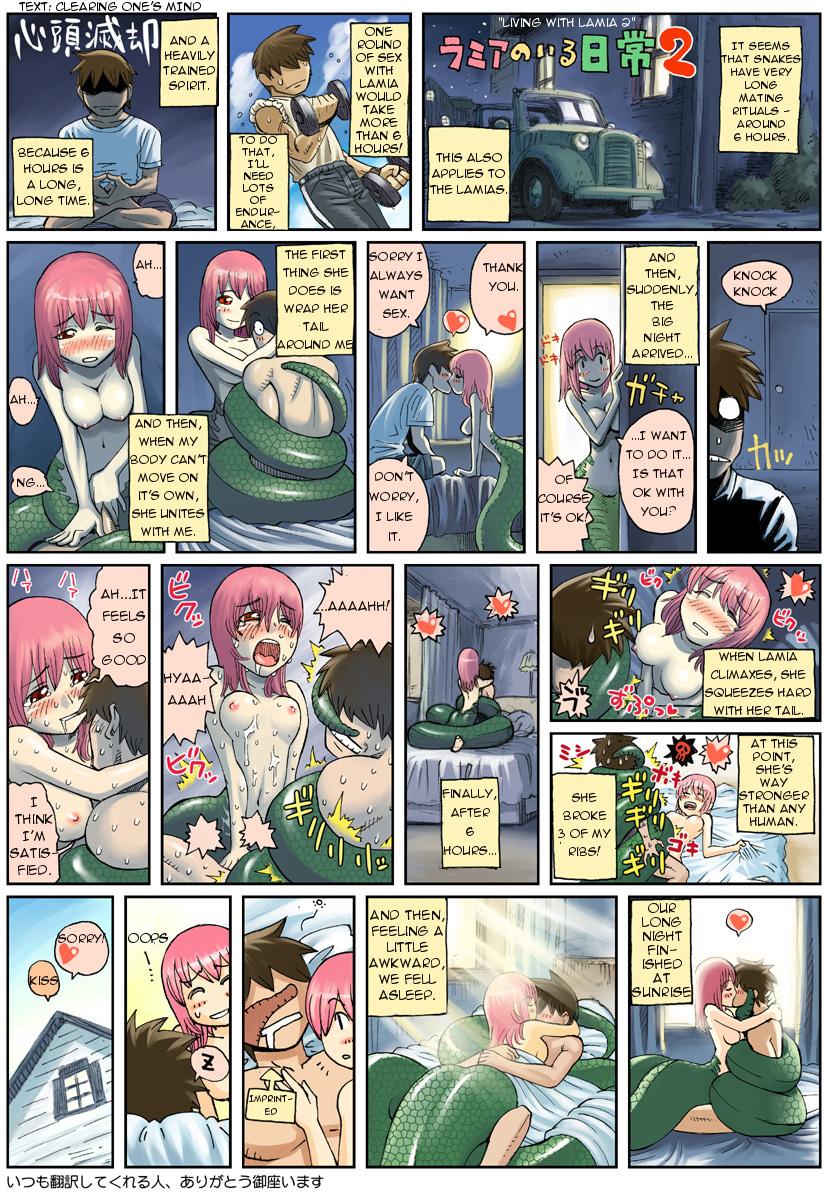 musume monster boobs no iru nichijou Five nights in anime spring bonnie
