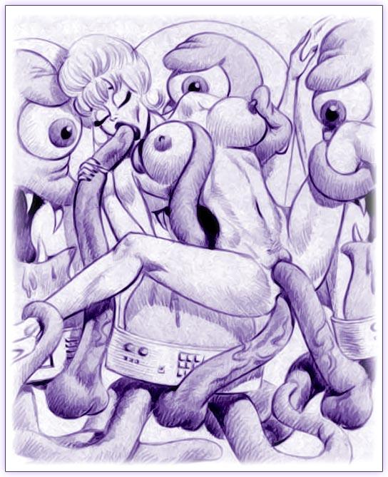 fanny cartoon series annie little Super mario odyssey madame broode