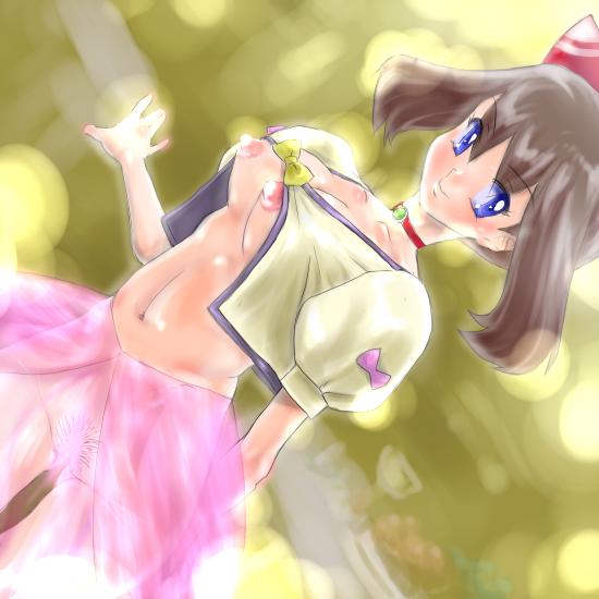 pokemon and shield sword swimmer Fighting girl sakura-r