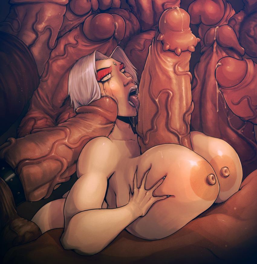the complex opala sankaku legend of queen How not to summon a demon lord porn comics