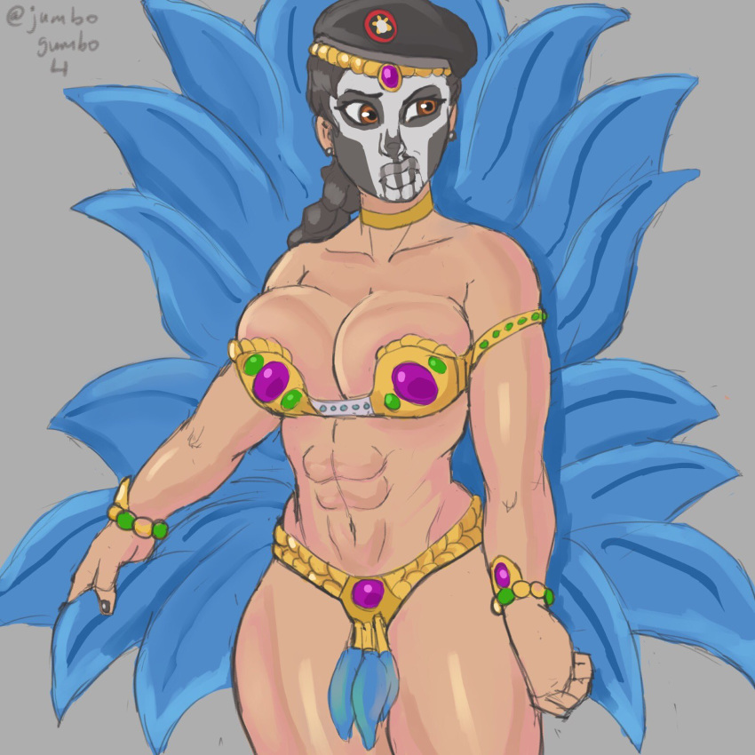 six iq rainbow skin elite Legend of zelda breast of the wild