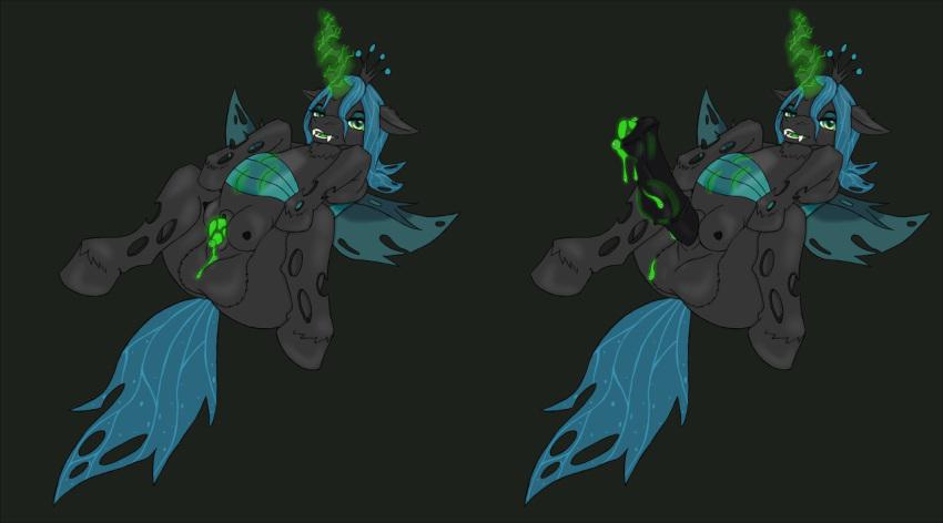 my queen from little chrysalis pony Enter the gungeon high dragun